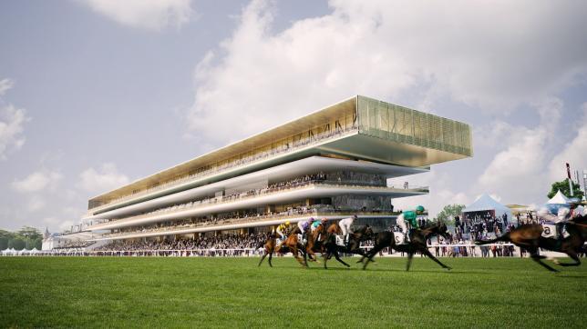 Longchamp, un monument