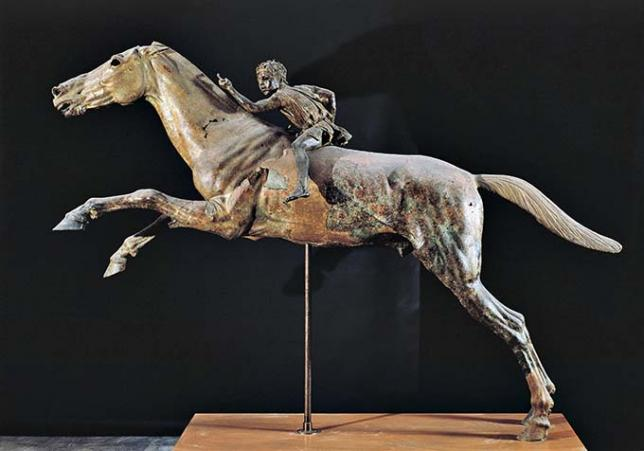 Cheval grec Entre mythe et histoire