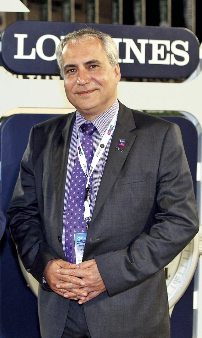Élection Ingmar de Vos, nouveau président de la FEI