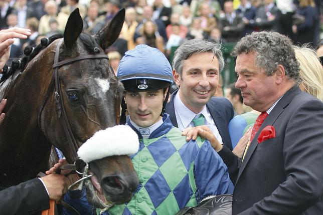 """Guillaume Macaire : """"le cheval et les courses, une émotion esthétique"""""""