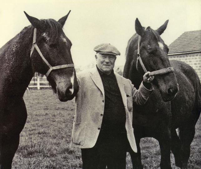 Jean Gabin, le gentleman-farmer