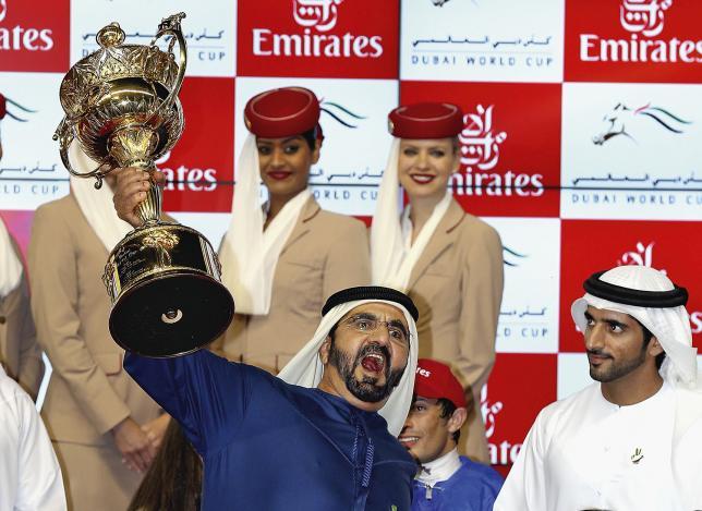 Meydan, un mirage né du désert de Dubaï