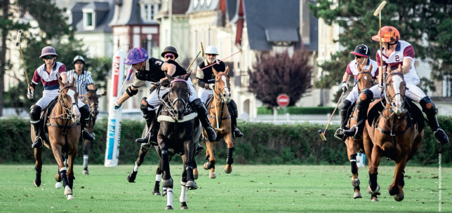 Deauville passage obligé du polo mondial