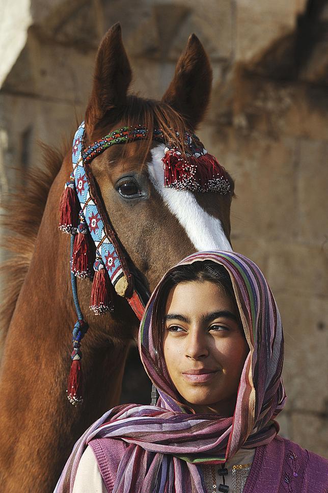 Grégoire Faulin, le photographe des peuples cavaliers