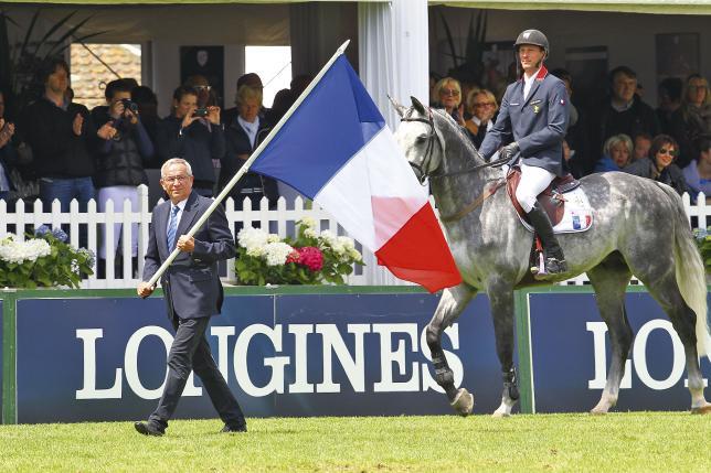 Cap sur les Jeux équestres mondiaux 2014