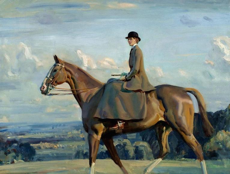 Sir Alfred Munnings