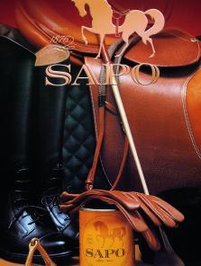 Sapo : un nom légendaire pour des cuirs radieux