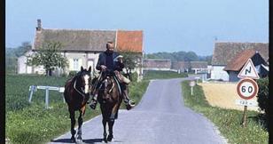 """LES ÉCRIVAINS CAVALIERS  Sylvie Brunel """"Là où il y a des chevaux…"""""""