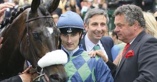 """Gérard-Augustin-Normand : """"les chevaux de courses, c'est comme la Bourse, l'émotion en plus"""""""